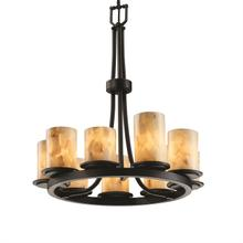 Dakota 9-Light Ring Chandelier