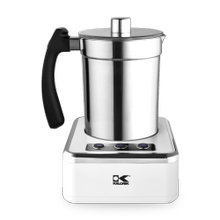 Product Image - Kalorik Milk Frother, White and Stainless Steel