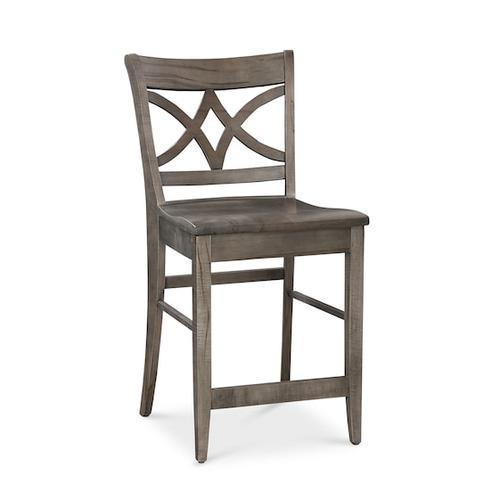 Bassett Furniture - Merrill Maple Counter Stool