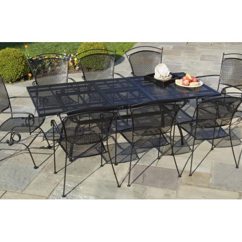 Alfresco Home - Rect Extension Table -Jigsaw