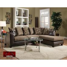 See Details - 4124-01L RSF LOVE/CHAISE