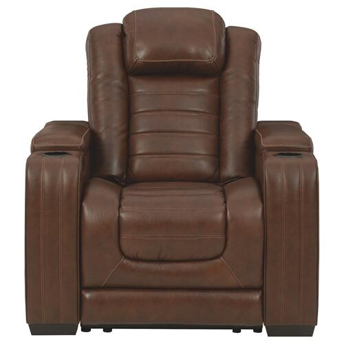 Backtrack Power Recliner