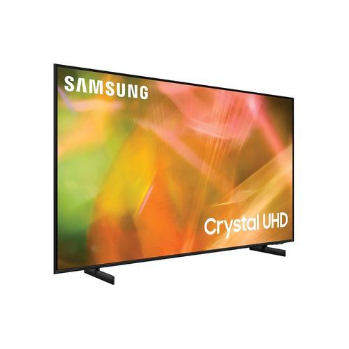 "Samsung - 55"" AU800D Crystal UHD Smart TV (2021)"