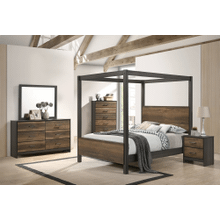 7-Piece Timarron Queen Size Bedroom Set