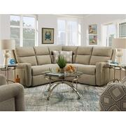 LAF Single Reclining Loveseat with Power Headrest Product Image