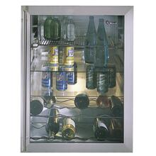 GE Monogram® Black Beverage Center with Adjustable Temperature Control