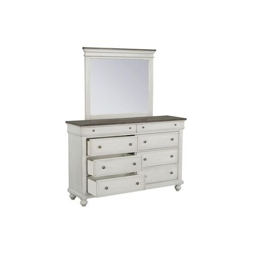 Grand Bay Dresser, White