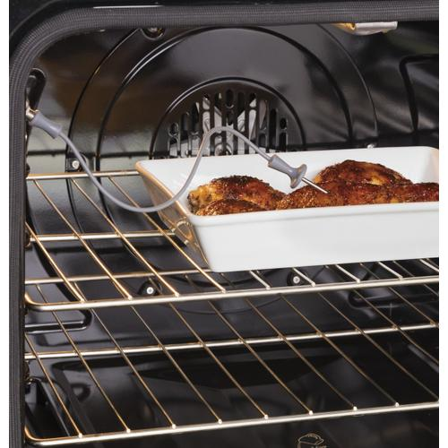 "30"" Smart Slide-In Gas Range with Convection"