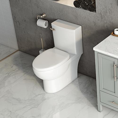 Balsa MALIBU One-Piece Toilet