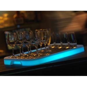 LED Rectangular Tray