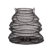 Product Image - Everly Hanging Lantern(Med), Black