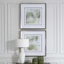 Terra Forma Framed Prints, S/2