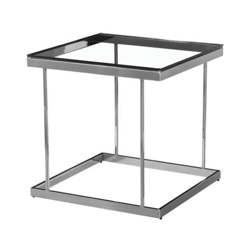 Mercury Square Lamp Table
