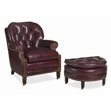 Richmond Chair and Ottoman