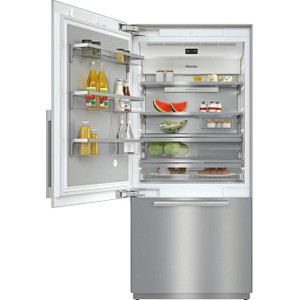 MieleKF 2911 SF - MasterCool™ fridge-freezer For high-end design and technology on a large scale.