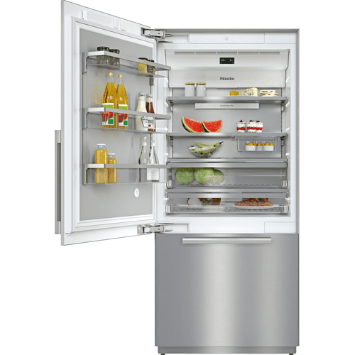MasterCool™ fridge-freezer For high-end design and technology on a large scale.
