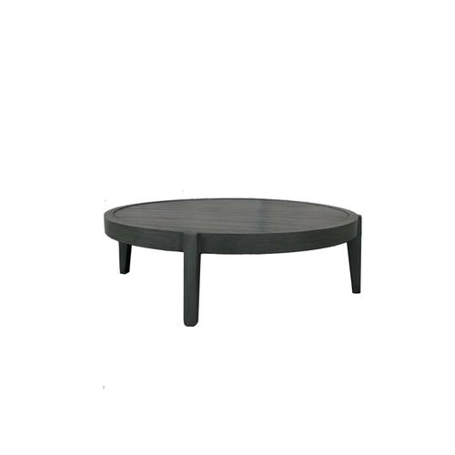 """Ratana - Lucia Sectional 40"""" Round Coffee Table"""