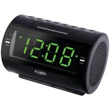 AM/FM Dual-Alarm Clock Radio