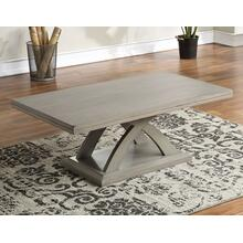 Jocelyn Cocktail Table, Grey