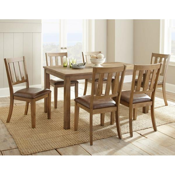 Ander 7 Piece Set(Table & 6 Side Chairs)