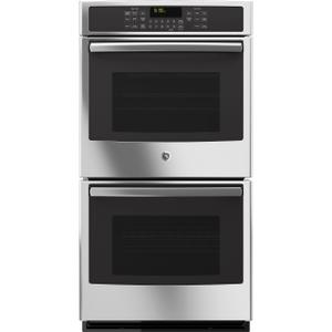 """GE® 27"""" Built-In Double Convection Wall Oven Product Image"""