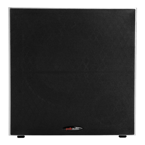 10-inch, 100W Powered Subwoofer in Black