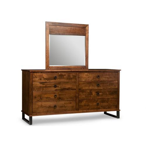 Handstone - Cumberland 8 Drawer Long High Dresser