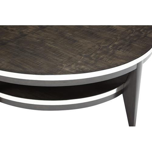 Manchester Round Cocktail Table