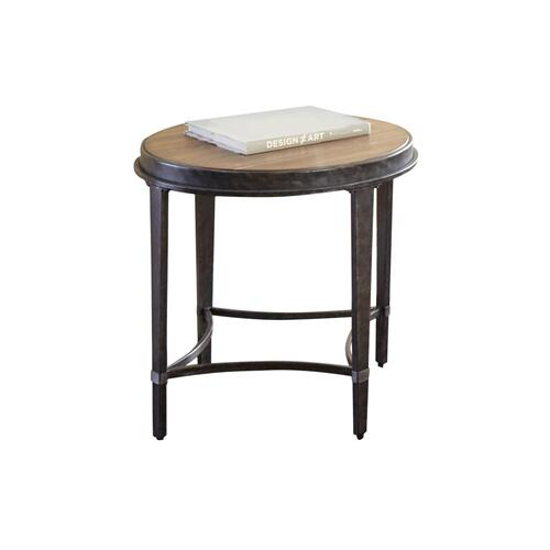 Gianna Round End Table