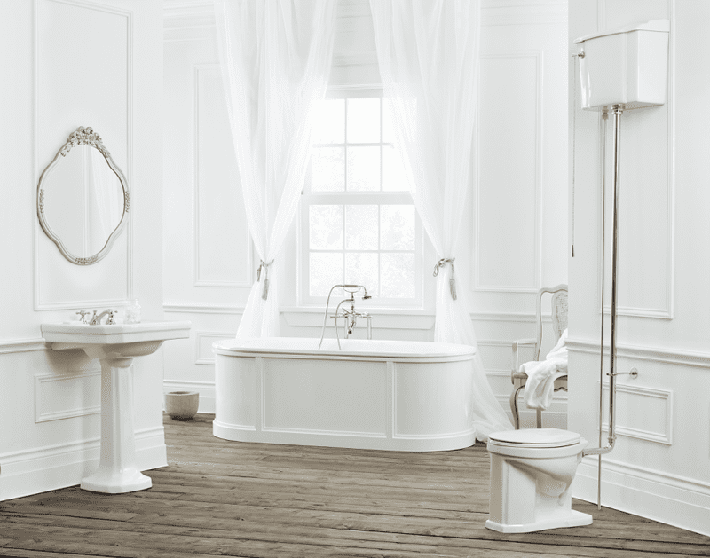 Savannah Ga Large Mayfair Pedestal Sink
