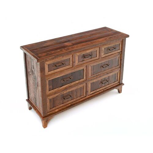 Pagosa Springs - 7 Drawer Dresser