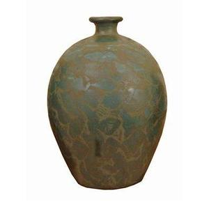 3PC Turquoise Bola Pots DISCONTINUED