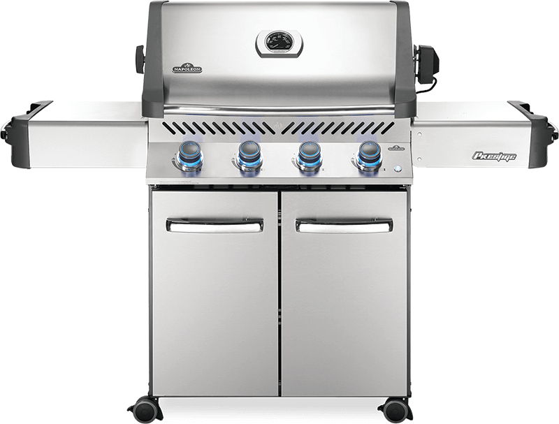 Napoleon BBQPrestige 500 Gas Grill , Stainless Steel , Natural Gas