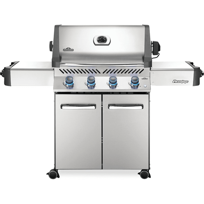 Prestige 500 Gas Grill , Stainless Steel , Natural Gas