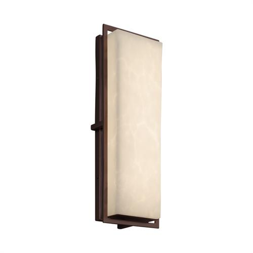 """Avalon 18"""" ADA Outdoor/Indoor LED Wall Sconce"""