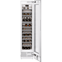 400 Series Vario Wine Cooler With Glass Door 18''