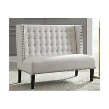 Accent Bench Beauland Ivory