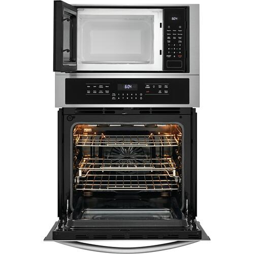 Frigidaire Gallery - Frigidaire Gallery 27'' Electric Wall Oven/Microwave Combination
