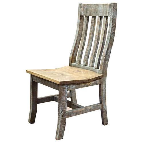 Turquoise Santa Rita Chair