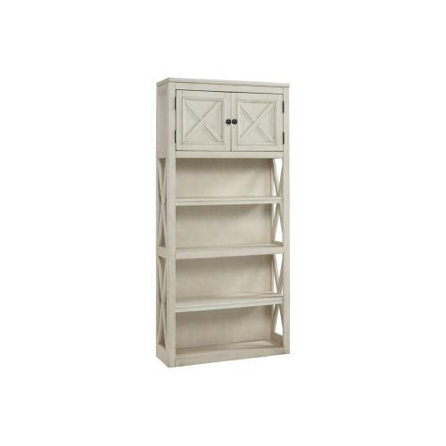 Bolanburg Large Bookcase Two-tone