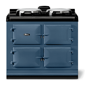 "AGAAGA classic 39"" Dual Control Electric/Gas Model, Dartmouth Blue"