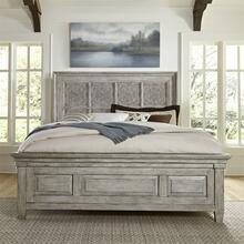 Opt King Panel Bed