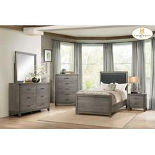 5PC Twin Bedroom Set