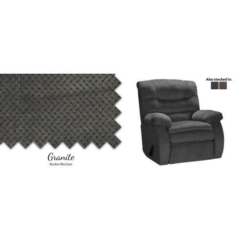 Gallery - Granite Rocker Recliner