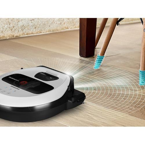 Samsung - POWERbot™ R7010 Robot Vacuum