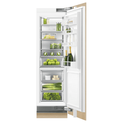 """Fisher & Paykel - Integrated Column Refrigerator, 24"""", Water"""
