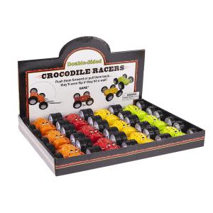 Crocodile Racers (12 pc. ppk.)