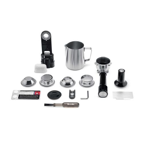 Espresso the Barista Express®, Brushed Stainless Steel
