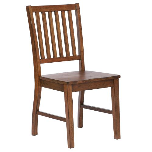Product Image - Slat Back Dining Chairs - Amish (Set of 2)