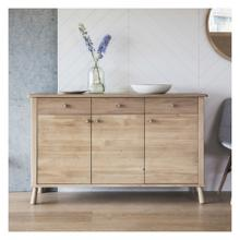 GA Wycombe 3 Door 3 Drawer Sideboard